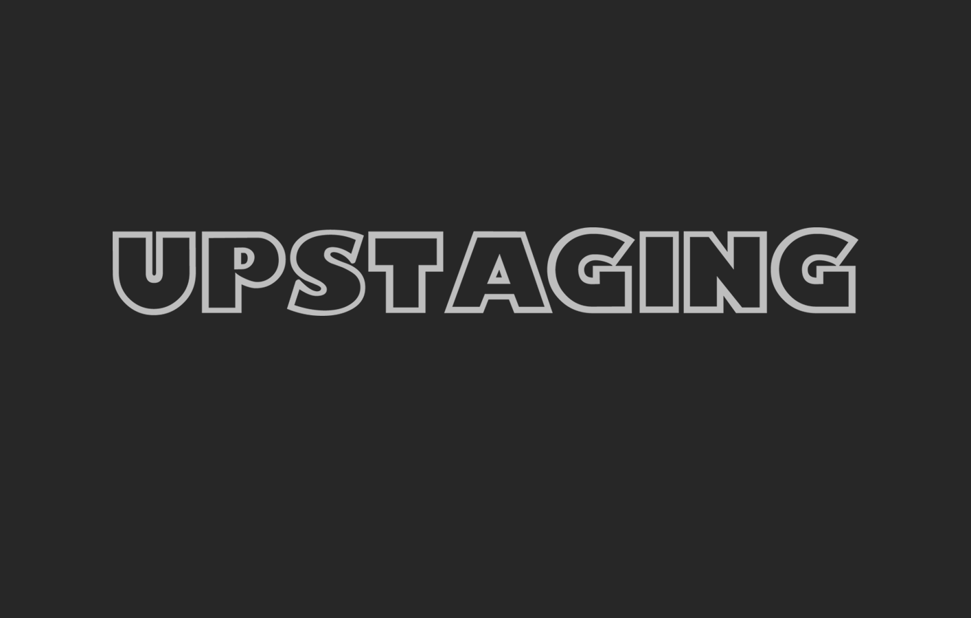 New disguise rental partner confirmed as Upstaging Inc, IL