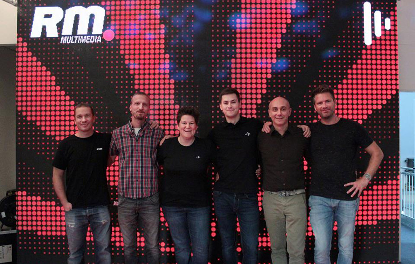 RM Multimedia announced as disguise Sales partner