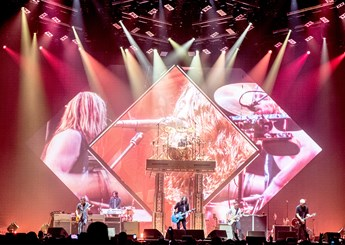 Foo Fighters 'Concrete and Gold' World Tour