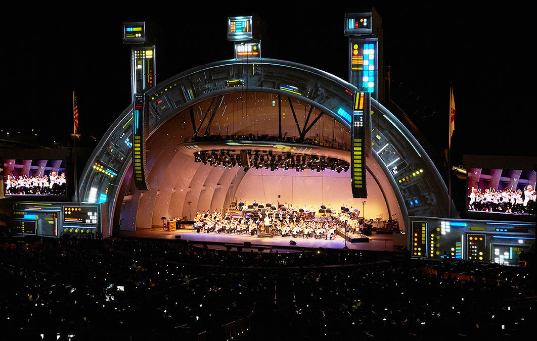 Photo by Suzanne Teresa Photographed at the Hollywood Bowl, Courtesy of the LA Phil