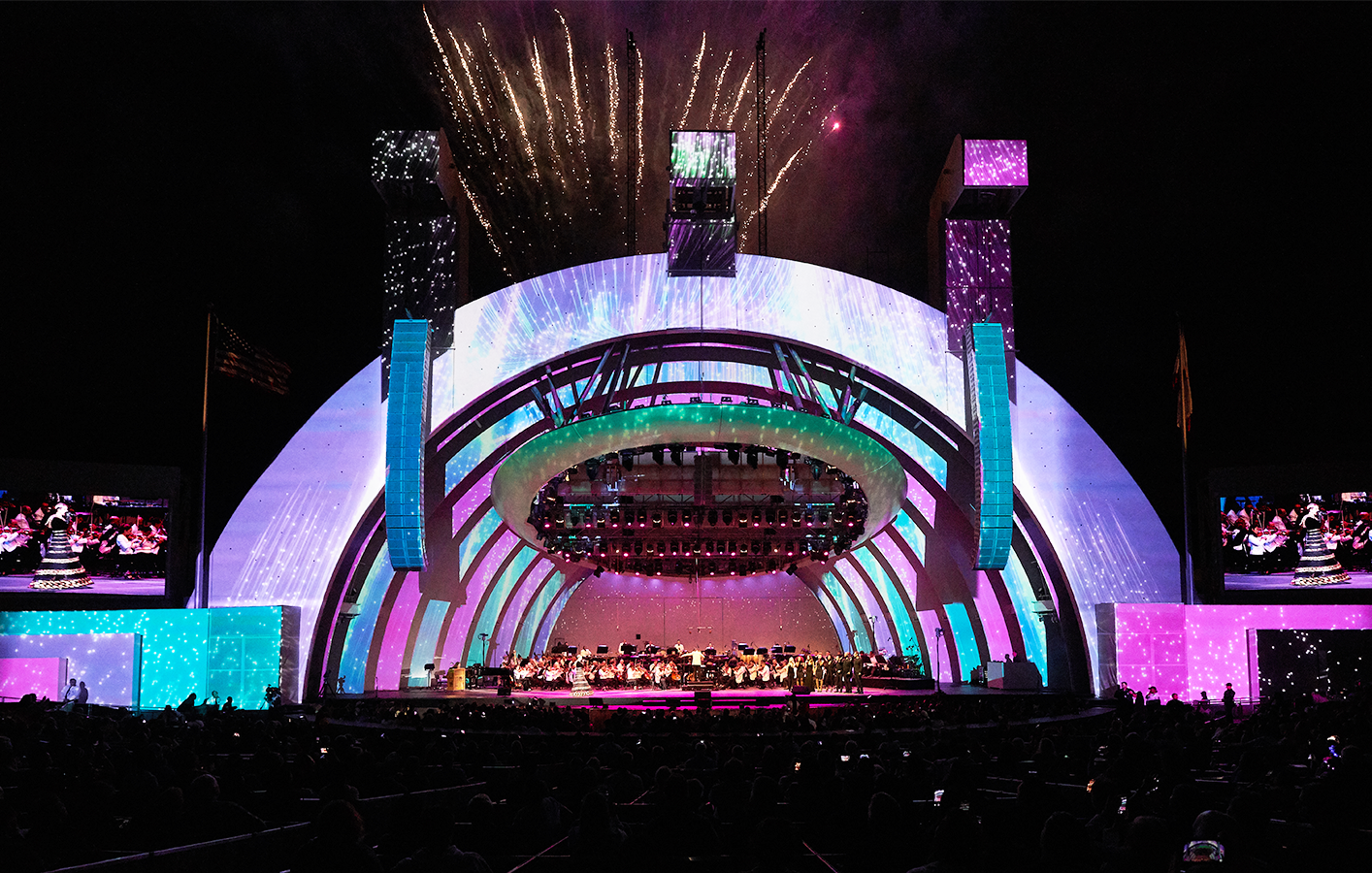 Hollywood Bowl - LA Philharmonic
