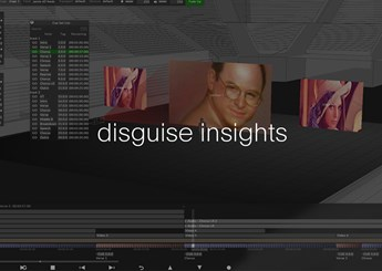 disguise insights - Projection Mapping - How it's done