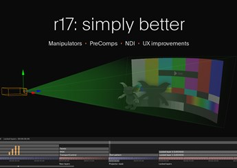 disguise r17 is now live: with major improvements to UX and workflows