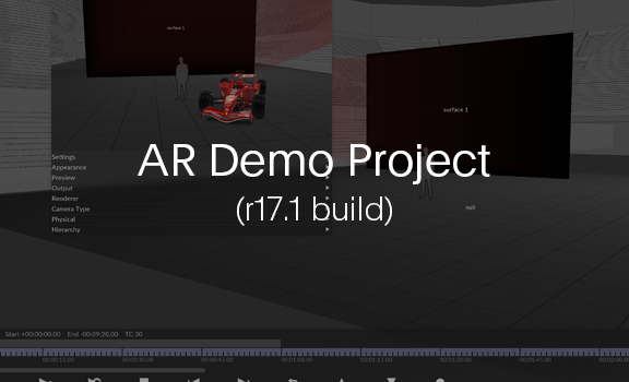 Resources AR Demo Project R17 1